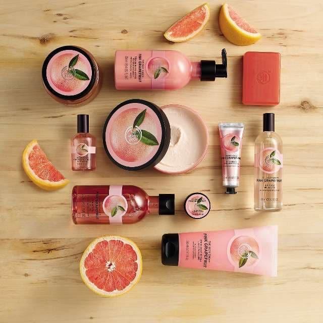 Лосион за тяло Розов грейпфрут