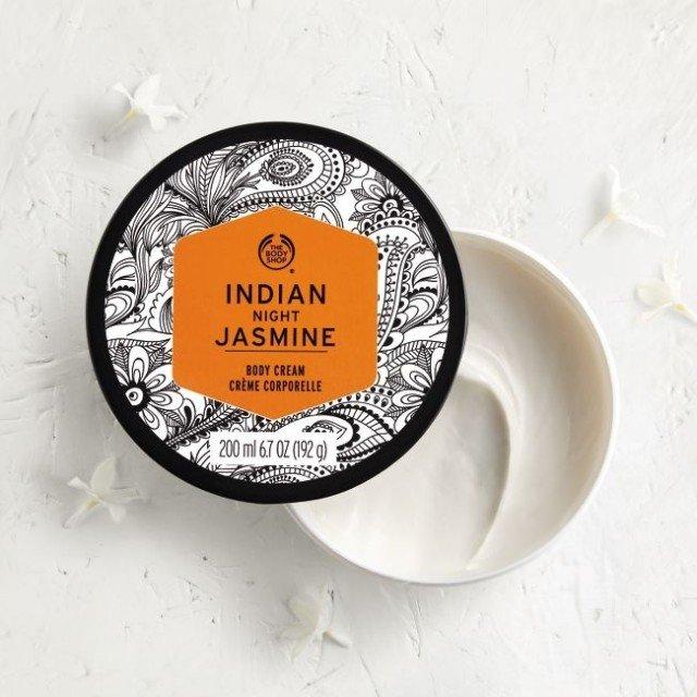 Крем за тяло Indian Night Jasmine