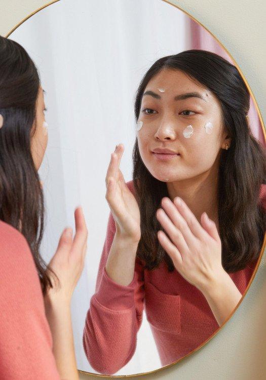 Хидратиращ крем за лице Витамин Е