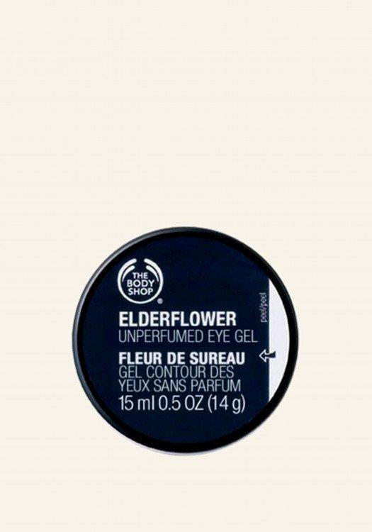 Околоочен крем гел без аромат Elderflower