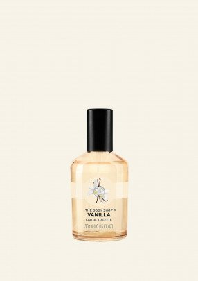Тоалетна вода Ванилия