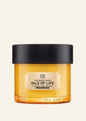 Ревитализиращ нощен крем за лице Oils Of Life