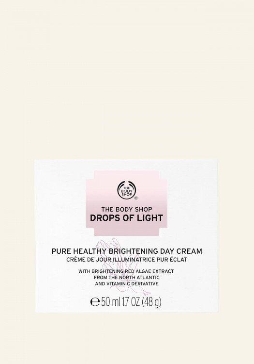 Дневен крем за лице Drops of Light