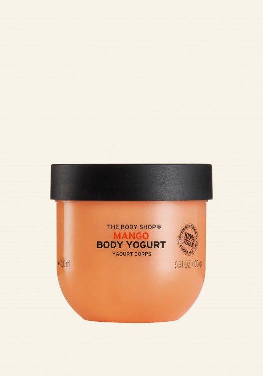 Йогурт за тяло Манго