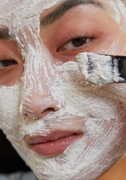 Почистваща маска за лице Женшен и ориз