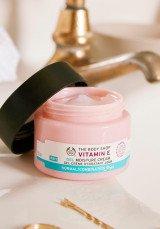 Хидратиращ крем гел за лице Витамин Е