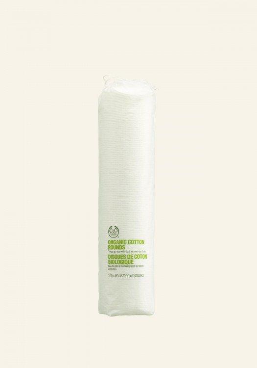 Органични памучни тампони 100 бр.
