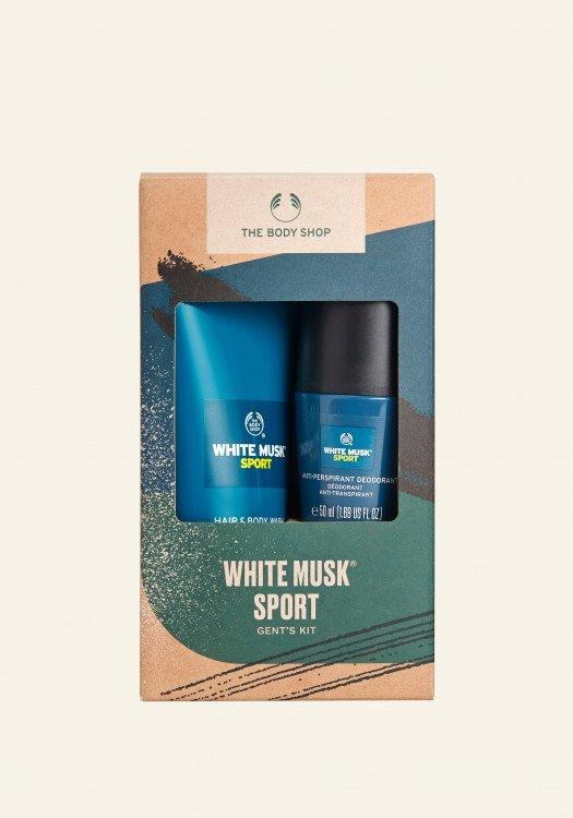 Комплект за мъже Duo White Musk Sport AR21