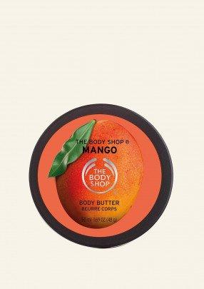 Омекотяващо масло за тяло Манго