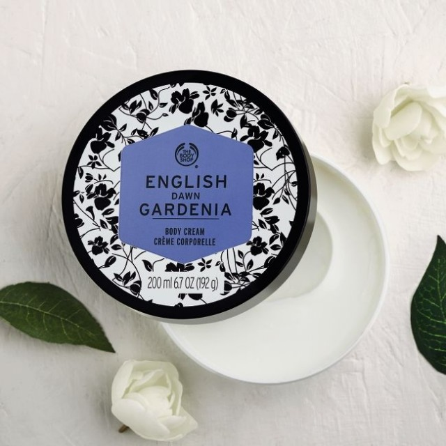 Крем за тяло English Dawn Gardenia