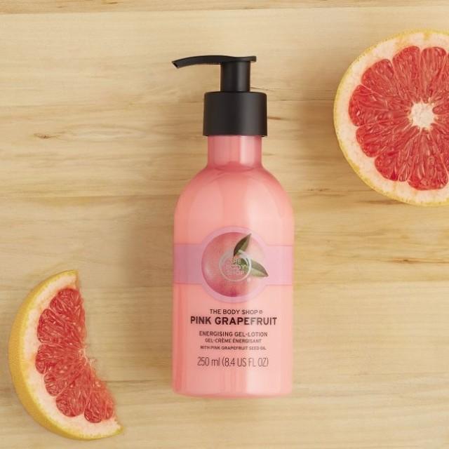 Гел лосион за тяло Розов грейпфрут