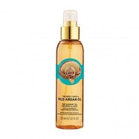 Арганово олио за коса и тяло