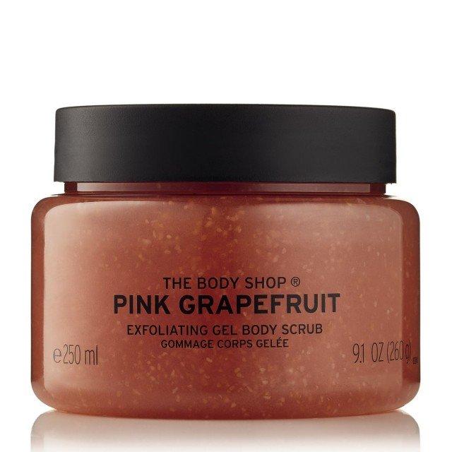 Ексфолиращ гел за тяло Розов грейпфрут