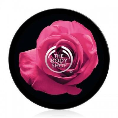 Масло за тяло за блясък British Rose