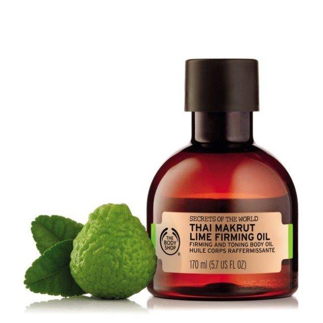 Стягащо олио за тяло Thai Makrut Lime Spa of the World™
