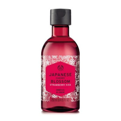 Душ гел Japanese Cherry Blossom Strawberry Kiss
