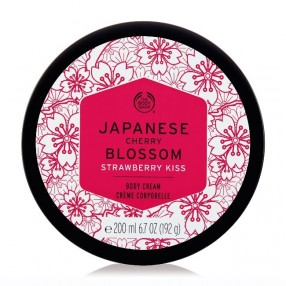 Крем за тяло Japanese Cherry Blossom Strawberry Kiss