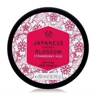 Крем за тяло Japanese Cherry Blossom Strawberry Kiss