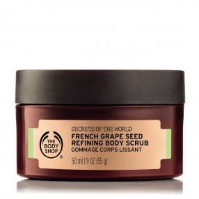 Ексфолиант за тяло French Grape Seed Spa Of The World™