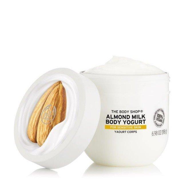 Йогурт за тяло Бадемово мляко