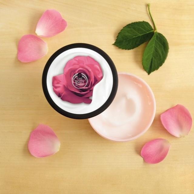 Йогурт за тяло British Rose