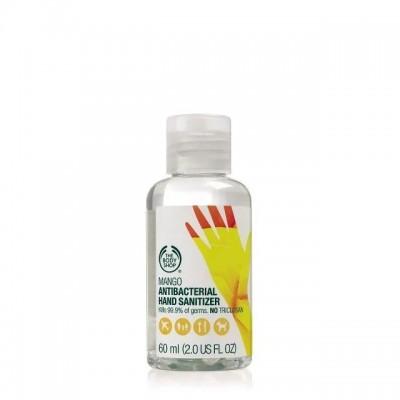 Почистващ гел за ръце Манго