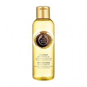 Подхранващо олио за коса и тяло Кокос