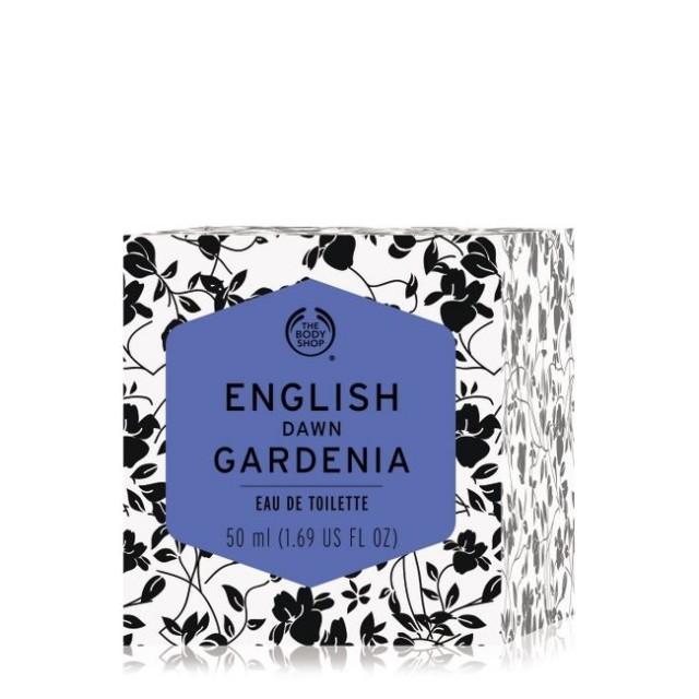 Тоалетна вода English Dawn Gardenia