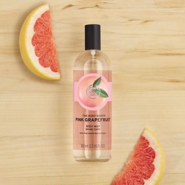 Спрей за тяло Розов грайпфрут