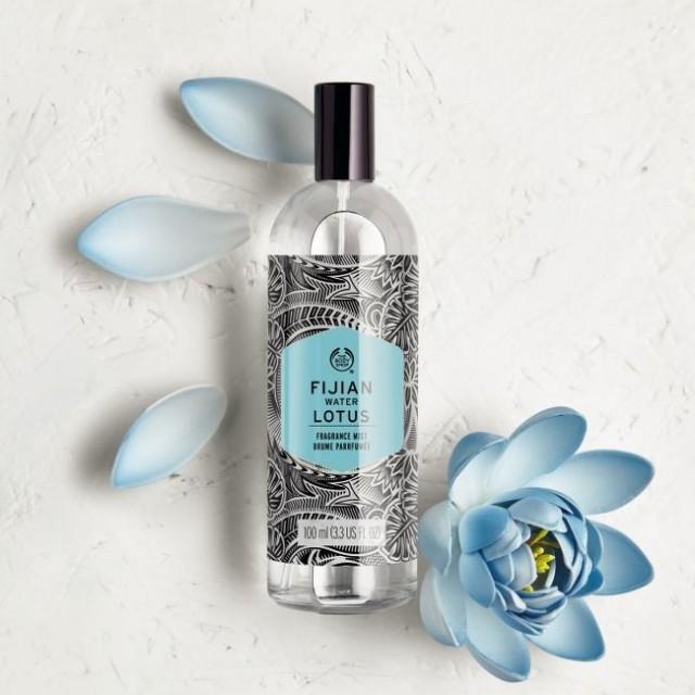 Спрей за тяло Fijian Water Lotus
