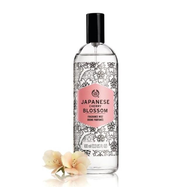 Спрей за тяло Japanese Cherry Blossom