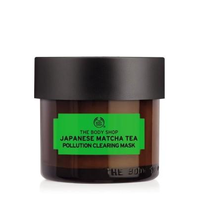 Почистваща маска за лицe Японски чай матча