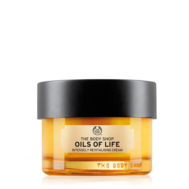 Ревитализиращ крем за лице Oils Of Life