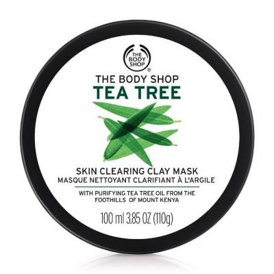 Почистваща маска за лице Чаено дърво