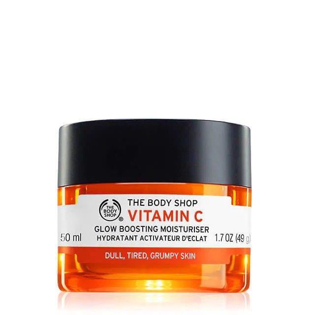 Хидратиращ крем за лице Витамин C