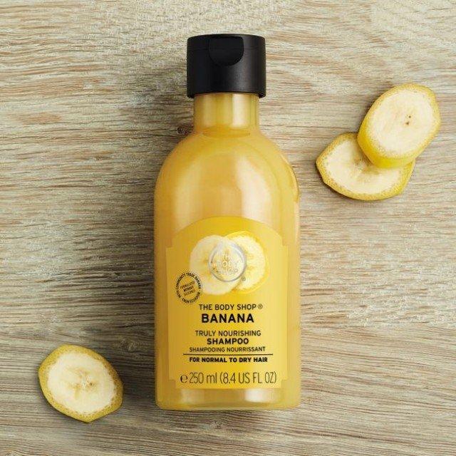 Подхранващ шампоан Банан