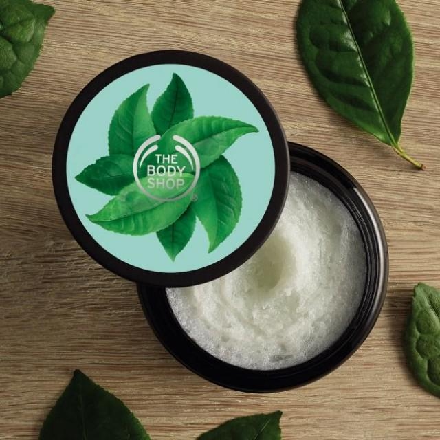 Освежаващ ексфолиращ шампоан за коса Fuji Green Tea