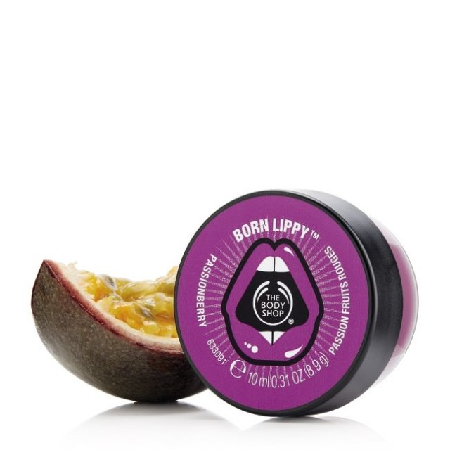 Балсам за устни Passionberry Born Lippy™