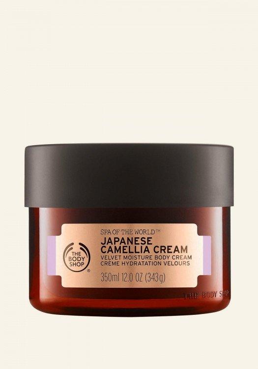 Крем за тяло Japanese Camellia Spa of the World™