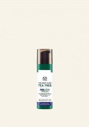 Нощен лосион за лице Чаено дърво