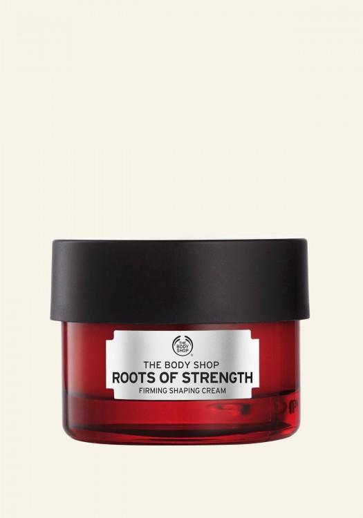 Стягащ крем за лице Roots of Strength™