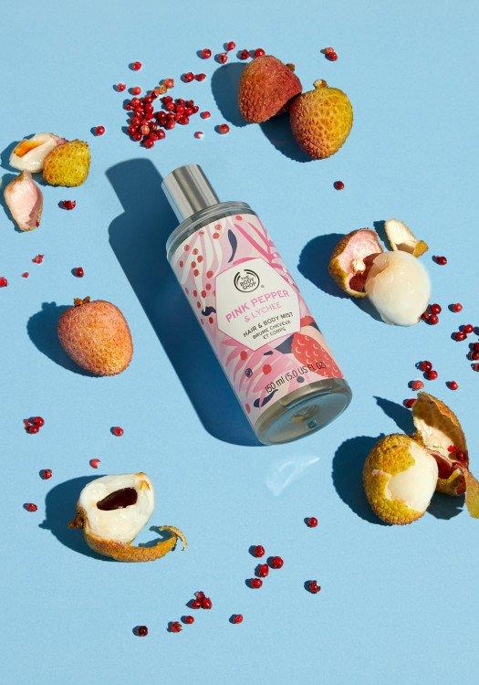 Спрей за коса и тяло Pink Pepper & Lychee