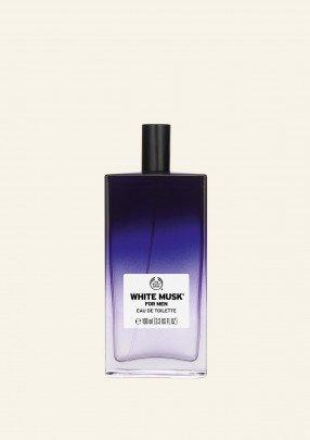 Тоалетна вода White musk за мъже