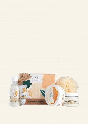 Комплект Бадемово мляко и мед Мedium AR21