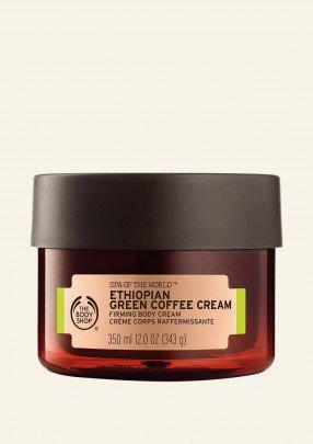 Крем за тяло Ethiopian Green Coffee Spa of the World™