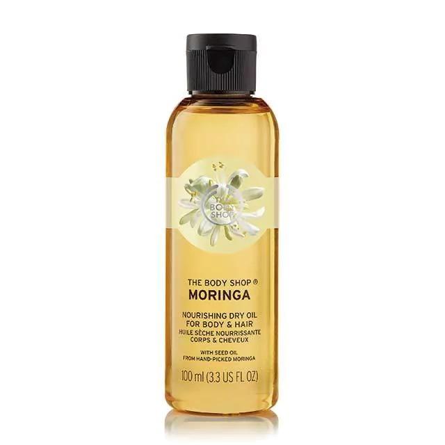 Подхранващо олио за коса и тяло Моринга