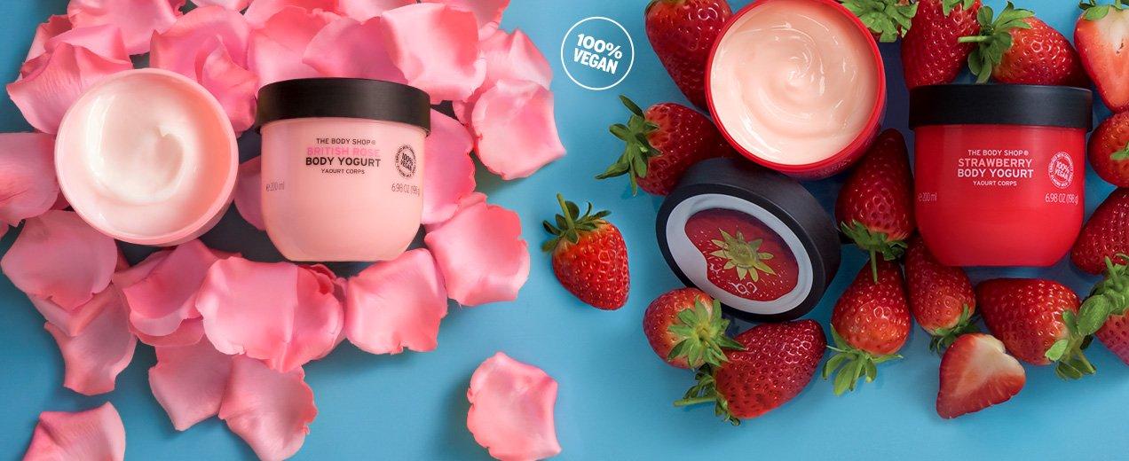 йогурт за тяло