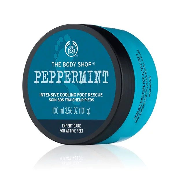 Охлаждащ крем за крака Peppermint