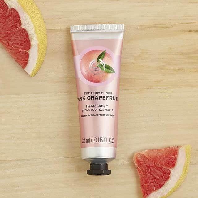 Крем за ръце Розов Грейпфрут