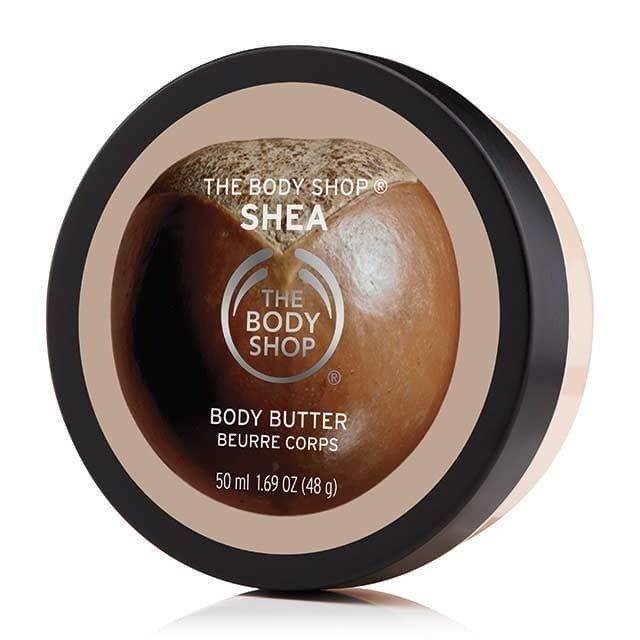 Подхранващо масло за тяло Шеа
